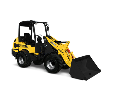 Compact construction equipment and agriculture machine - Gehl